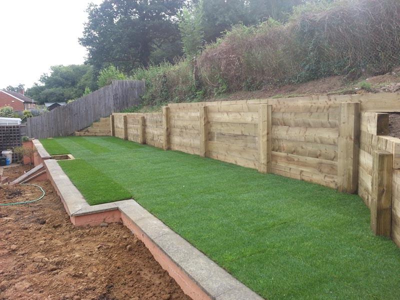Landscape Gardeners in Fleet Hampshire - Fencing ...